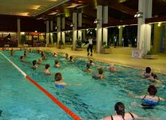 Aquamarin Hallenbad Aquajogging